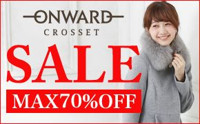ONWARD CROSSET SALE MAX80%OFF!