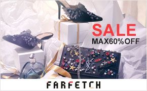 SALE MAX60%OFF FARFETCH