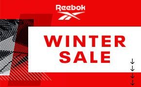 Reebok WINTER SALE
